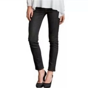 Cabi Skinny Dark Charcoal Style 202 Jeans